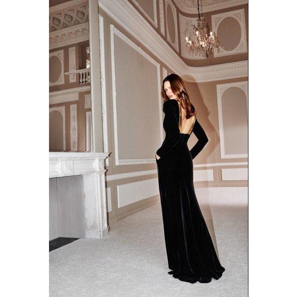 La Mania Hini Long Dress