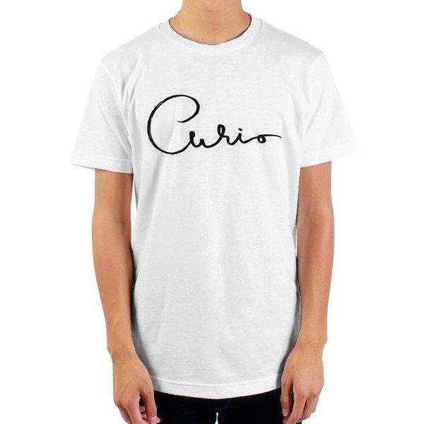 Curio Unisex Logo T-Shirt