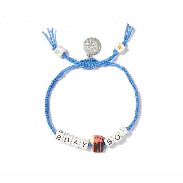 Venessa Arizaga Birthday Boy Bracelet