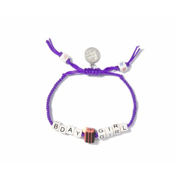 Venessa Arizaga Birthday Girl Bracelet