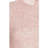 Sandra Mansour Eclat Beaded Mini Dress
