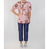 Taller Marmo Alice Top in Ottoman Pink
