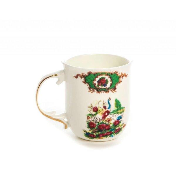Seletti Hybrid Anastasia Mug in Porcelain