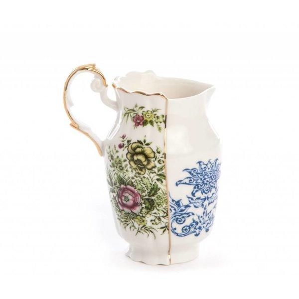 Seletti Hybrid Berenice Milk Jug in Porcelain