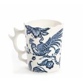 Seletti Hybrid Procopia Mug in Porcelain