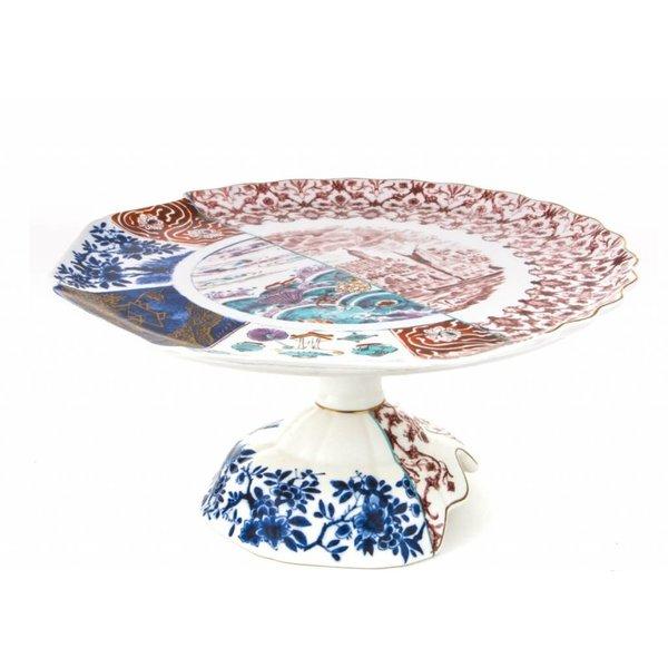 Seletti Hybrid Moriana Porcelain Cake Stand