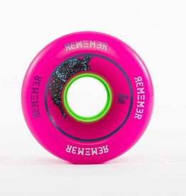 Remember Remember- Lil Hoot- 65mm- 78a- Pink- Wheel