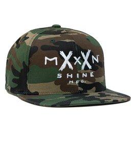 Moonshine Moonshine- Moonshine Logo- Camo- Hat