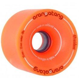 Orangatang Orangatang- BLEM- 4 President- 70mm- 80a- Orange- BLEM- Wheel