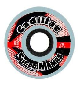 Cadillac Cadillac- Sugar Mamas- 65mm- 78a- Blue- Wheel