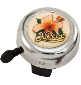 Nirve- Hibiscus Bell- Silver 56mm
