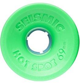 Seismic Seismic- Hot Spot- 69mm- 81.5a- Mint- Wheel