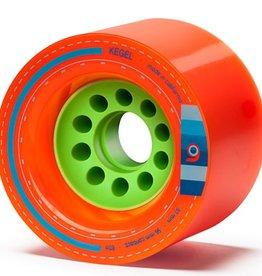 Orangatang Orangatang- Kegel- 80mm- 80a- Orange- Wheel