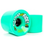 Cloud Ride Cloud Ride- Freeride- 70mm- 80a- Green- Wheels