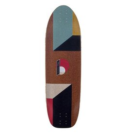 Loaded Loaded- Truncated Tesseract- 33 inch- Deck- 2013