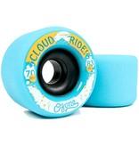 Cloud Ride Cloud Ride- Ozone- 70mm- 83a- Cyan- Wheel