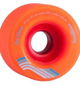 Orangatang Orangatang- The Kilmer- 69mm- 80a- Orange- Wheel
