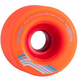 Orangatang Orangatang- The Kilmer- 69mm- 80a- Orange- Wheel