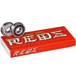 Bones Bones Bearings- Super REDS- Bearings- 8mm