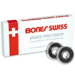 Bones Bones Bearings- Swiss- Bearings- 8mm