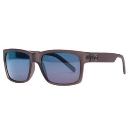 Filtrate Filtrate Eyewear- John Brown- Grey Frost with Blue Mirror lens