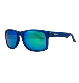 Filtrate Filtrate Eyewear- Sink- Blue Frost with Green Mirror lens