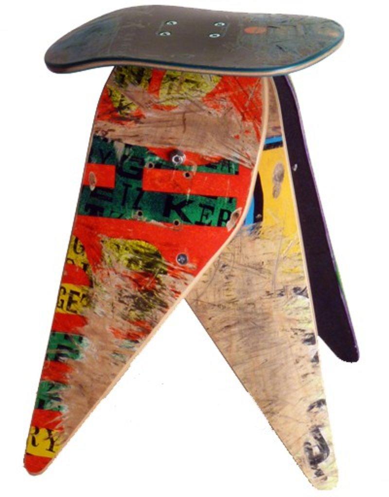 Deckstool Deckstool- Deckstool- 1 Seater- 10 inch