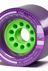 Orangatang Orangatang- Kegel- 80mm- 83a- Purple- Wheel