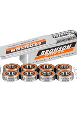 Bronson Bronson- Bearings- 8mm- Set of 8