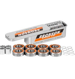 Bronson Bronson- Bearings- 8mm- Set of 8