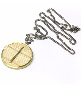 MapleXO Maple XO- Timepiece- Plain- Necklace
