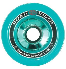 Road Rider Road Rider- Shred Mags- 73mm- 80a- Teal- Wheels