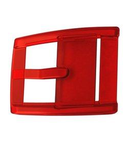 C4 C4- Classic Belt Buckle- Red- OSFA