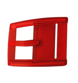 C4 C4- Classic Belt Buckle- Red- OSFA