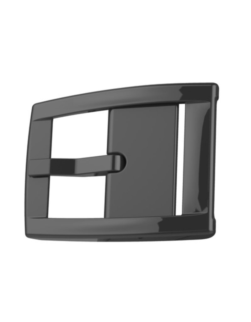 C4 C4- Classic Belt Buckle- Premium- Black Chrome- OSFA