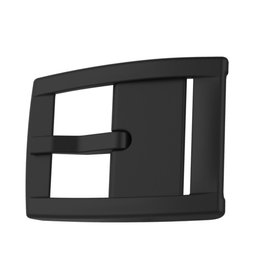 C4 C4- Classic Belt Buckle- Black- OSFA