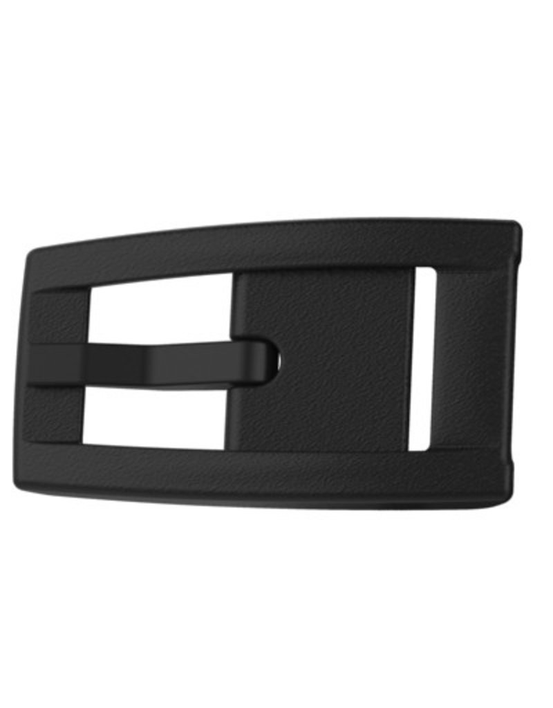 C4 C4- Skinny Belt Buckle- Black- OSFA