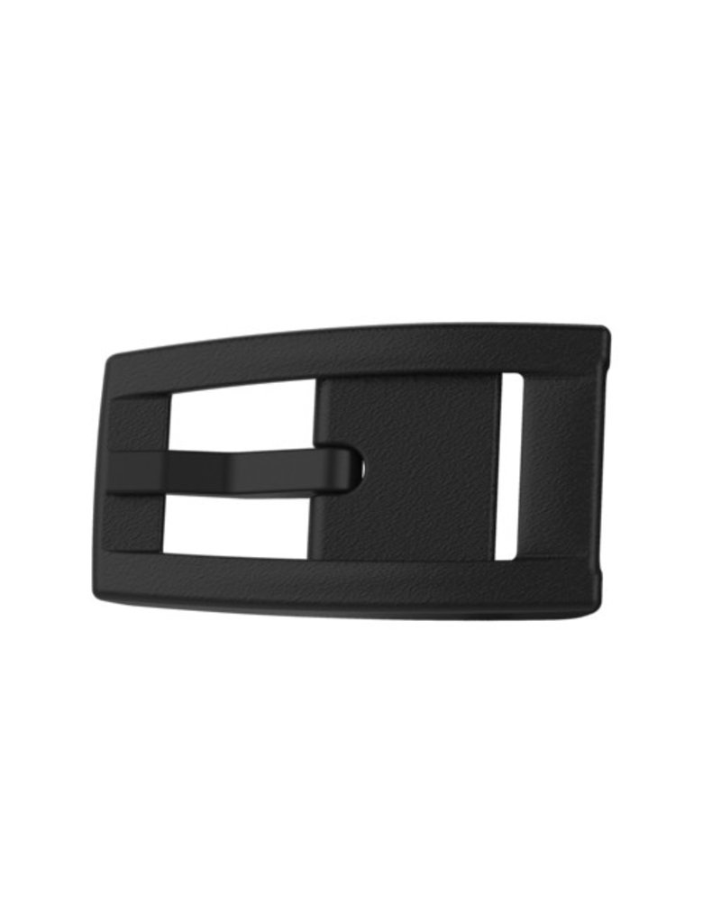 C4 C4- Skinny Belt Buckle- Black- OSFA