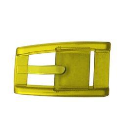 C4 C4- Skinny Belt Buckle- Yellow- OSFA