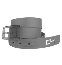 C4 C4- Classic Belt Set- Grey Belt with Grey Buckle- OSFA