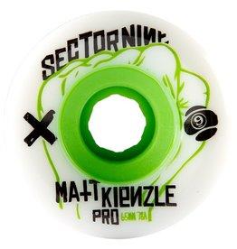 Sector 9 Sector 9- Matt Kienzel- White- 65mm- 78a- Wheels