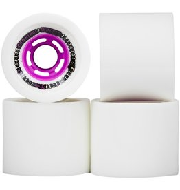 Venom Venom- Cannibals- Cobra Core- 76mm- 76a- White With Purple- Wheels