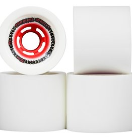 Venom Venom- Cannibals- Cobra Core- 76mm- 78a- White With Red- Wheels