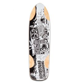 Bombsquad Bombsquad- Short Bus- 35 inch- 2015- Deck