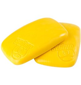 Sector 9 Sector 9- Ergo Puck Pack- Yellow- Set of 2