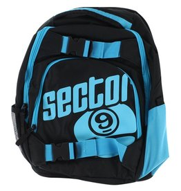 Sector 9 Sector 9- Pursuit- Black- Backpack