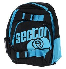 Sector 9 Sector 9- Pursuit- Black- Backpack