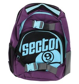 Sector 9 Sector 9- Pursuit- Purple- Backpack