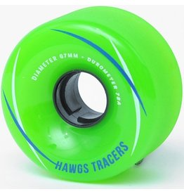 Landyachtz Landyachtz- Tracer- 67mm- 78a- Green- Wheel
