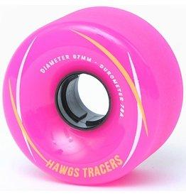 Landyachtz Landyachtz- Tracer- 67mm- 78a- Pink- Wheel